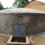 The Water Project: Bulukhombe Primary School -  New Rain Tank