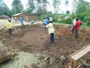 The Water Project:  Ground Excavation