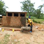 The Water Project: Mukoko Baptist Primary School -  Vip Latrines Construction