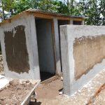 The Water Project: Mukoko Baptist Primary School -  Vip Construction