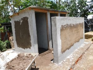 The Water Project:  Vip Construction