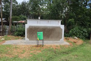 The Water Project:  Boys Latrines And Handwashing Point