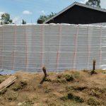 The Water Project: Mukoko Baptist Primary School -  Tied Sugar Sacks Around Brc Wire