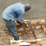 The Water Project: Mukoko Baptist Primary School -  Construction Of Drawing Point
