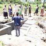 The Water Project: Mukhonje Community, Mausi Spring -  Onsite Training