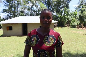 The Water Project:  Marylyne Mukwami
