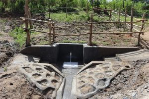 The Water Project:  Completed Water Point