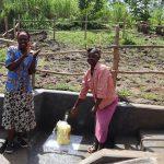 The Water Project: Mukhonje Community, Mausi Spring -  Community Members Posing