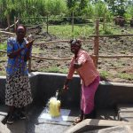 The Water Project: Mukhonje Community, Mausi Spring -  Water Celebrations