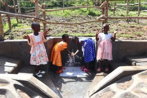 The Water Project:  Girls Celebrating Water