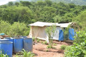 The Water Project:  Construction Materials