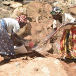 The Water Project: Nzimba Community -  Digging