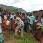 The Water Project: Nzimba Community A -  Handwashing