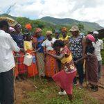 The Water Project: Nzimba Community A -  Handwashing Demonstration