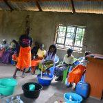 The Water Project: Nzimba Community -  Soapmaking