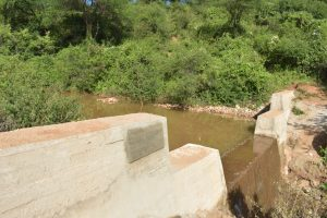 The Water Project:  Complete Dam