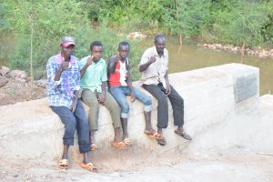 The Water Project:  Thumbs Up For A New Dam