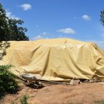 The Water Project: Nduumoni Community A -  Bags Of Cement