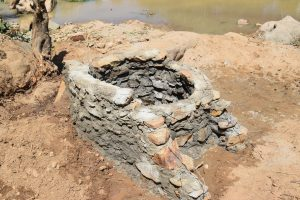 The Water Project:  Building The Well Walls