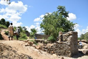 The Water Project:  Carrying Rocks For The Well