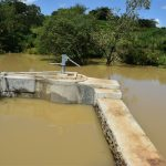 The Water Project: Nduumoni Community A -  Complete Well And Path