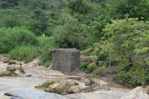 The Water Project:  Complete Well Foundation