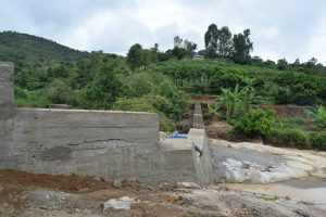 The Water Project:  Dam Walls Cure