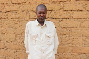 The Water Project:  Alhaji Kamara