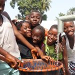 The Water Project: Lungi, Rosint, #26 Old Town Road -  Kids Play At The Well