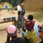 The Water Project: Lungi, Rosint, #26 Old Town Road -  Lesson On Tippy Tap Handwashing Stations