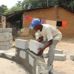 The Water Project: Lungi, Rosint, #26 Old Town Road -  Pad Construction