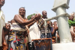 The Water Project:  Women Celebrating The Well