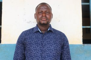 The Water Project:  Mohamed Bangura Teacher