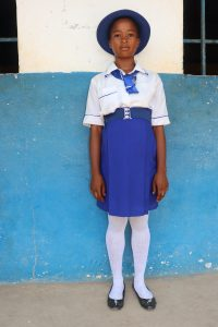 The Water Project:  Sarafina Student