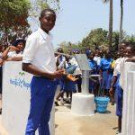 The Water Project: Lungi, Madina, St. Mary's Junior Secondary School -  School Headboy Daniel