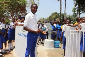 The Water Project:  School Headboy Daniel
