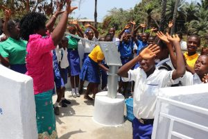 The Water Project:  Celebrating Safe Drinking Water