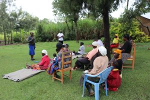 The Water Project:  Facilitator Janet Kayi Leads Training