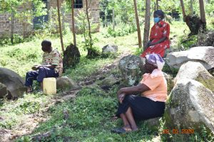 The Water Project:  Josephine Attends Covid Training