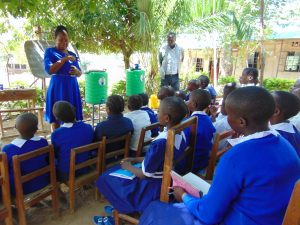 The Water Project:  A Word From The Sanitation Teacher At Training