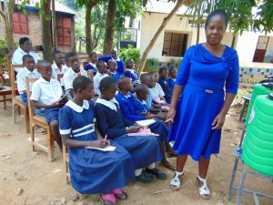 The Water Project:  Sanitation Teacher