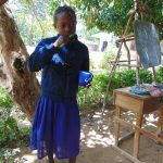 The Water Project: Mutiva Primary School -  Dental Hygiene Demonstration