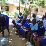 The Water Project: Mutiva Primary School -  Demonstration Of Handwashing