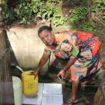 The Water Project: Shikhambi Community, Isabella Spring -