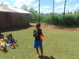 The Water Project:  Dental Hygiene Volunteer