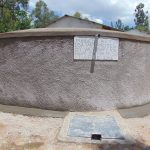 The Water Project: Mutiva Primary School -  Complete Rain Tank