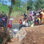 Ewamakhumbi Community, Mukungu Spring Project Complete!