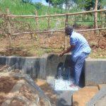 The Water Project: Ewamakhumbi Community, Mukungu Spring -  Making A Splash