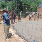 The Water Project: Mutiva Primary School -  Fitting The Wire