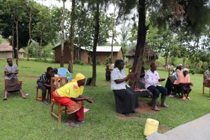 The Water Project:  Training On Handwashing